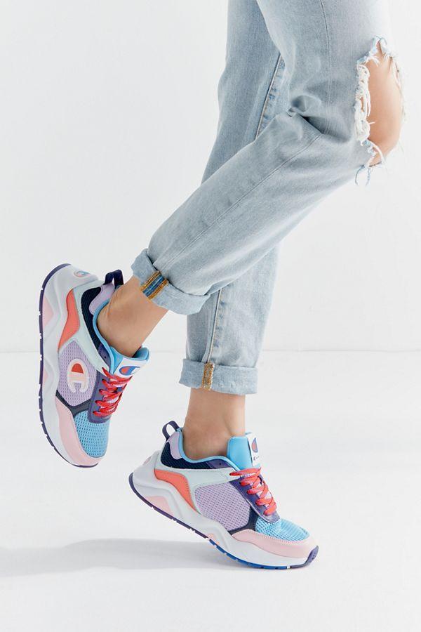 Champion 93 Eighteen SP Block Sneaker en 2020 | Zapatos