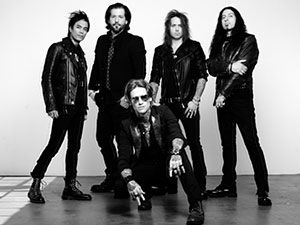 BUCKCHERRY'S JOSH TODD and KEITH NELSON sign on to be counselors at the next Rock and Roll Fantasy Camp!