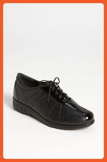 0c414ac9a2e1c Womens Munro Tori Black Patent Leather - 9 W(D) - Sandals for women ...