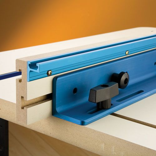 Rockler Retrofit Faces For Router Table Fence Rockler Com Router