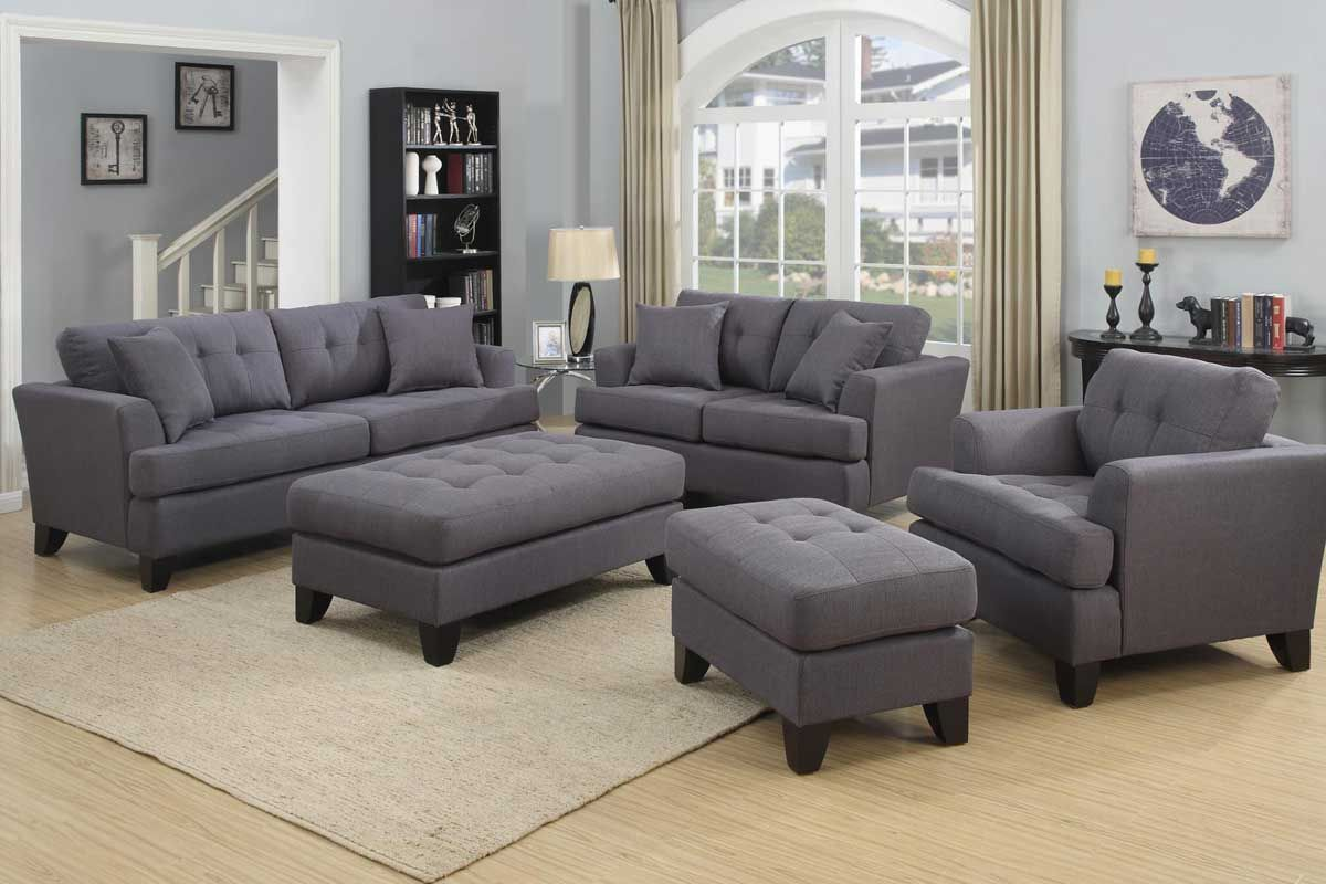 Norwich Sofa Set Grey Living Room Sets Living Room Sets Living Room Grey