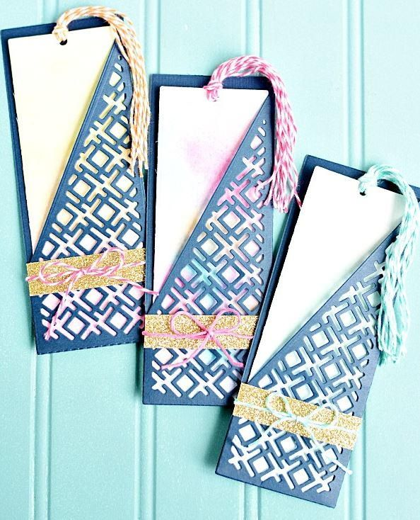 Diy Book Marks: Seriously Pretty Watercolor DIY Bookmarks