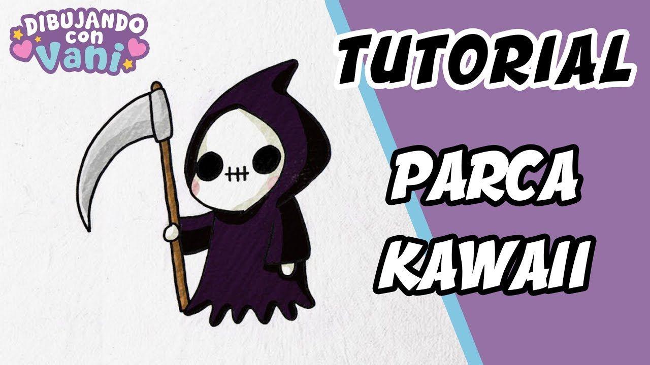 Como Dibujar Parca Kawaii Dibujos Faciles Paso A Paso