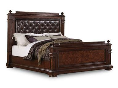 Shop For Flexsteel Queen Mansion Bed, W1952 90Q, And Other Bedroom Beds At Furniture  Plus Inc. In Mesa, AZ.. The Aberdeen Group Is A Traditional, ...