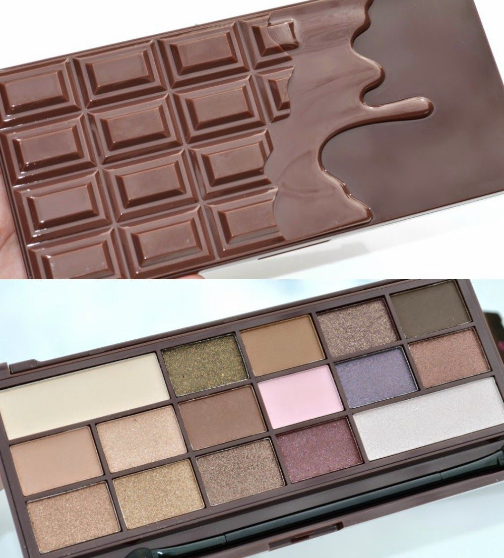 Makeup revolution I Heart Chocolate limited edition by I
