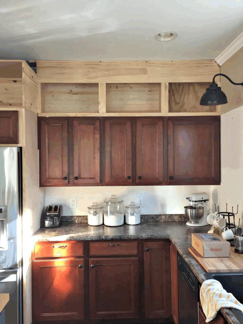 Medium Size of Kitchen Decoration:under Cabinet Molding ...