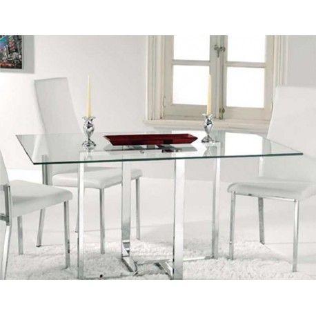 conjunto de mesa y cuatro sillas saln o comedor avior osaka est compuesto por una - Sillas De Salon Modernas