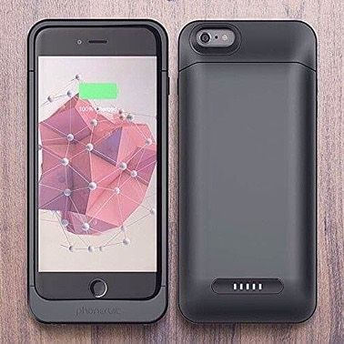 wholesale dealer aa367 06b50 PHONESUIT ELITE 7 PLUS BATTERY CASE FOR IPHONE 7 PLUS Iphone 6 and 7 ...
