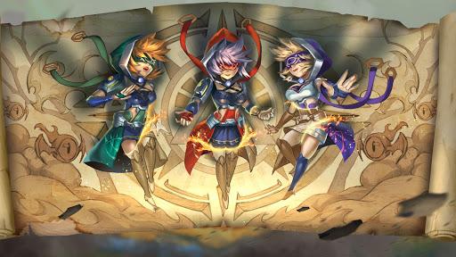 Heroes Infinity: Fantasy Legend 1.30.19L APK MOD OBB ...