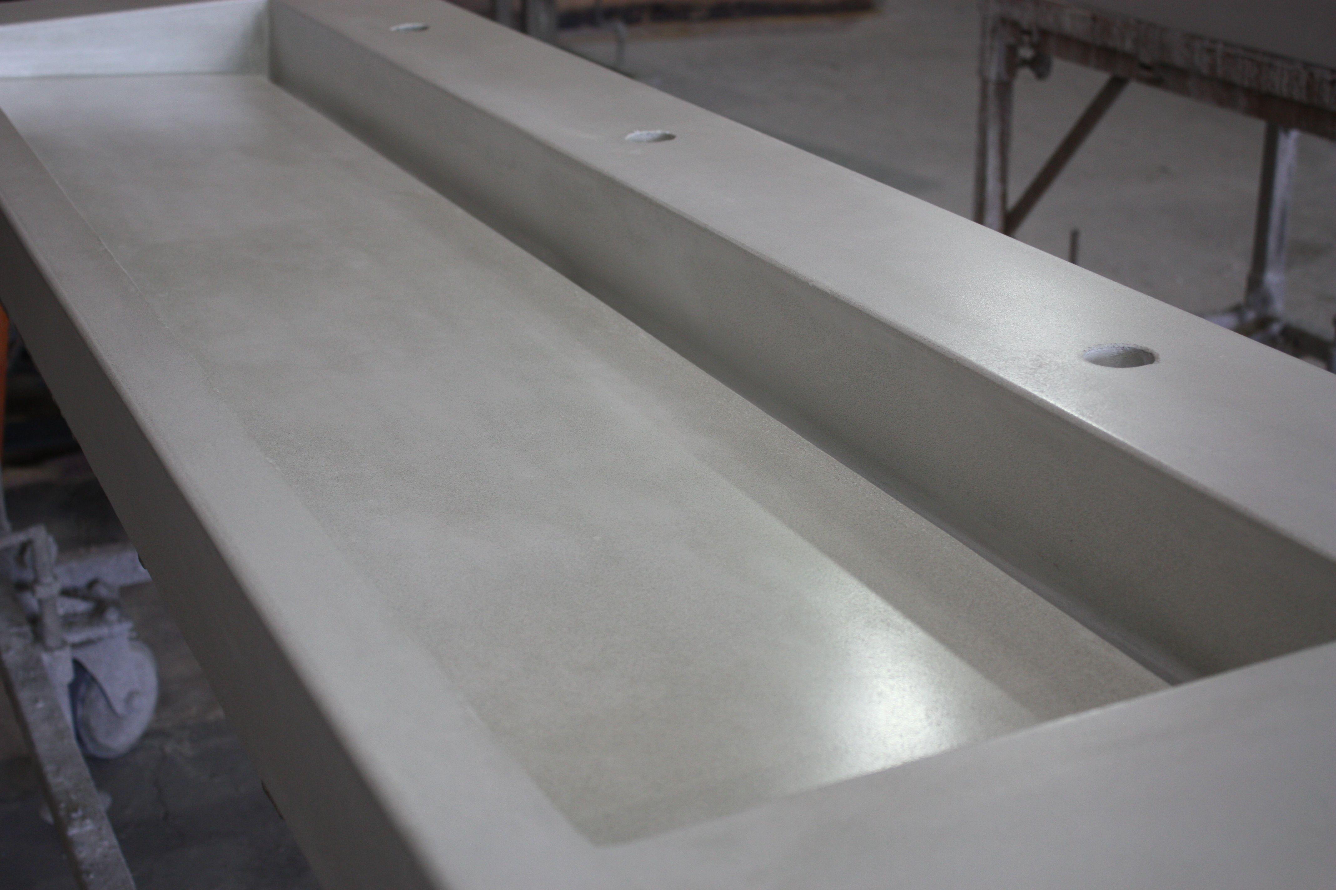 Slim Profile Slot Drain Concrete Ramp Sink Trough Sinks
