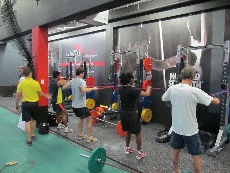 Ript Is A Research Based Performance Training Programme That Uses A Combination Of Several Modalities To Impr Training Programs Functional Training You Fitness
