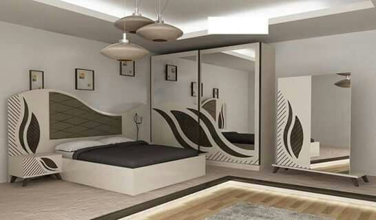 FARNICHAR | Modern bedroom interior, Bedroom bed design, Modern