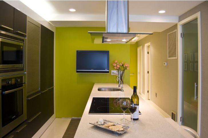 TV pared | Cocina | Pinterest | Tv y Cocinas