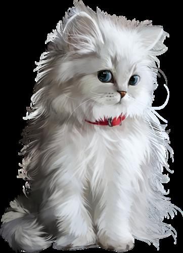 0_287978_4b91ae89_XL.png | иллюстрации животных | Pinterest | Gato ...