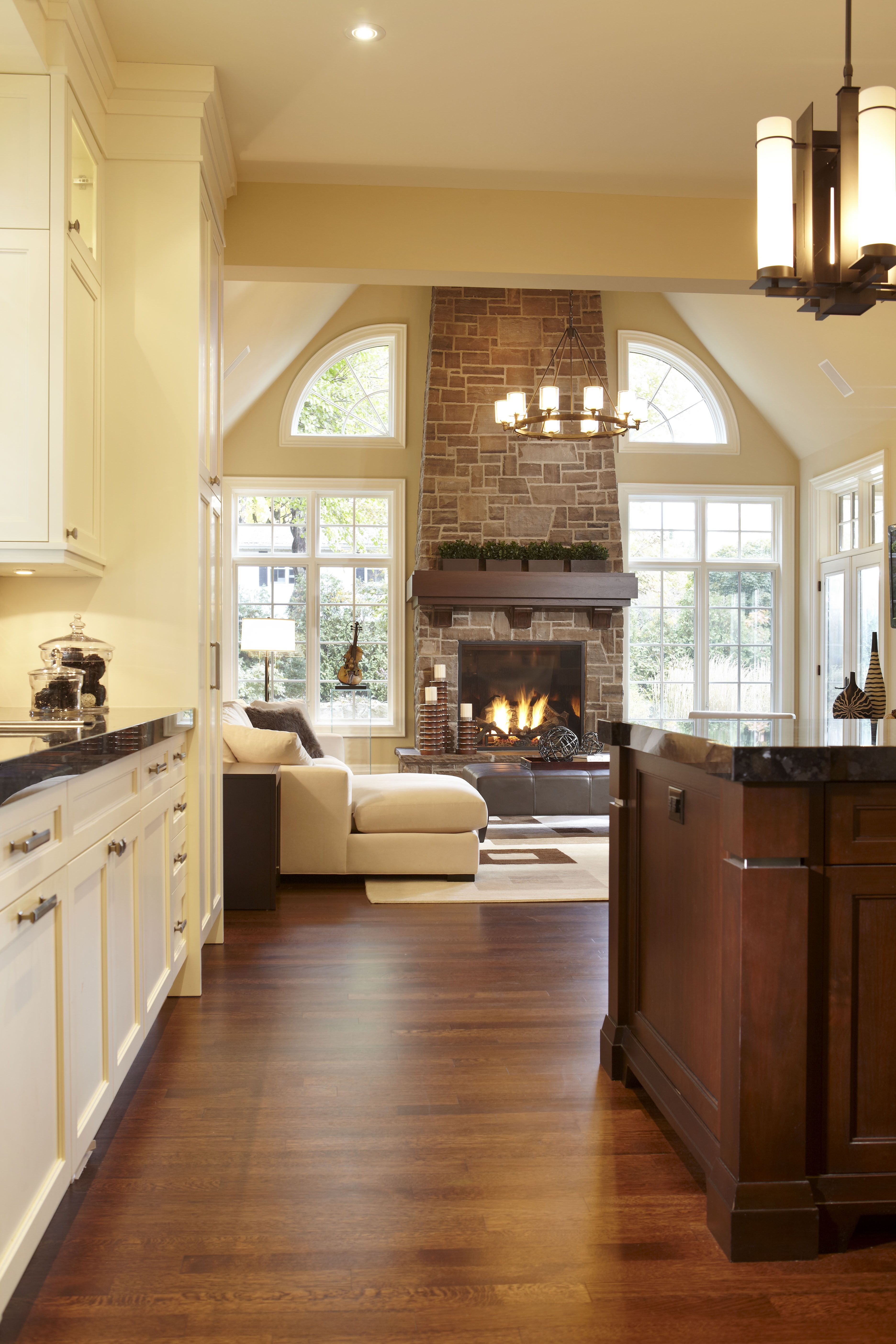 A Transitional Style Great Room By Parkyn Design Www Parkyndesign Com: Interior Design, Interior, Transitional House