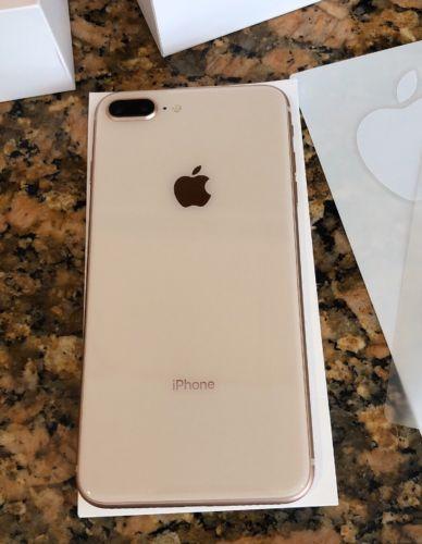 Unlocked Apple Iphone 8 Plus 256gb Gold At T Chipped On Screen Iphone Apple Iphone Iphone 8 Plus