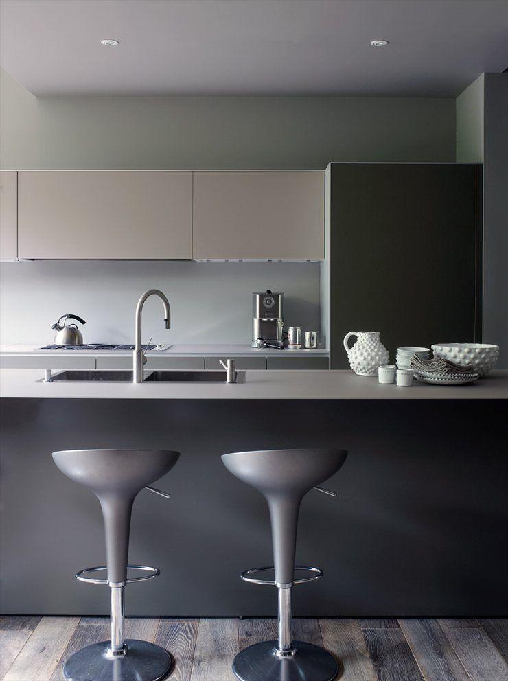 12 ft garden extension by Archi-Tectonics #architecture #design #interiors #kitchen #elegance   @Valcucine Kitchens