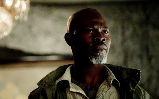 Djimon Hounsou joins Wayward Pines tonight to warn the citizens.