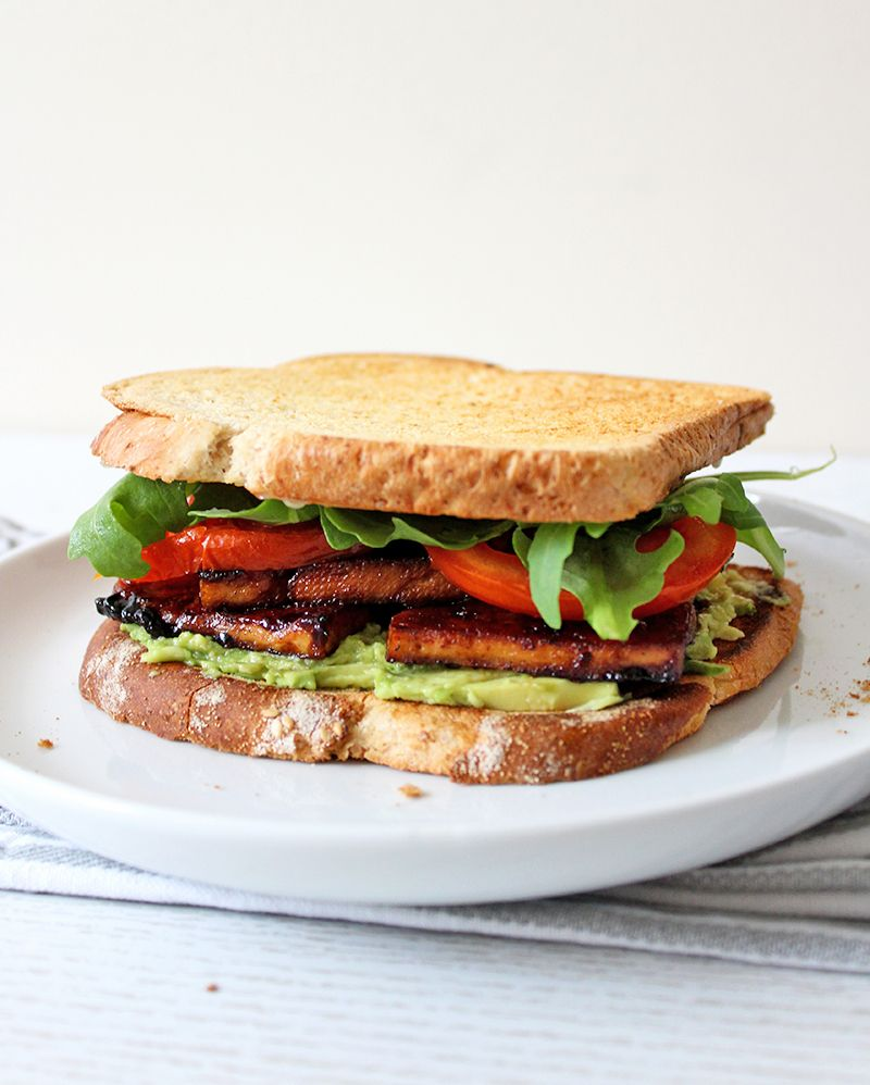 Vegan Breakfast Sandwich With Tofu Avocado Lemonthyme Recipe Vegetarian English Breakfast Breakfast Receipes Vegetarian Breakfast Recipes