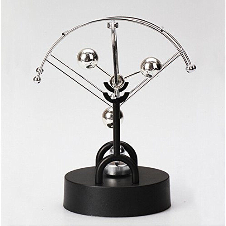 new desk cradle sculpture physics of balls best magnetic science s balance elegant toy steel aftu newton
