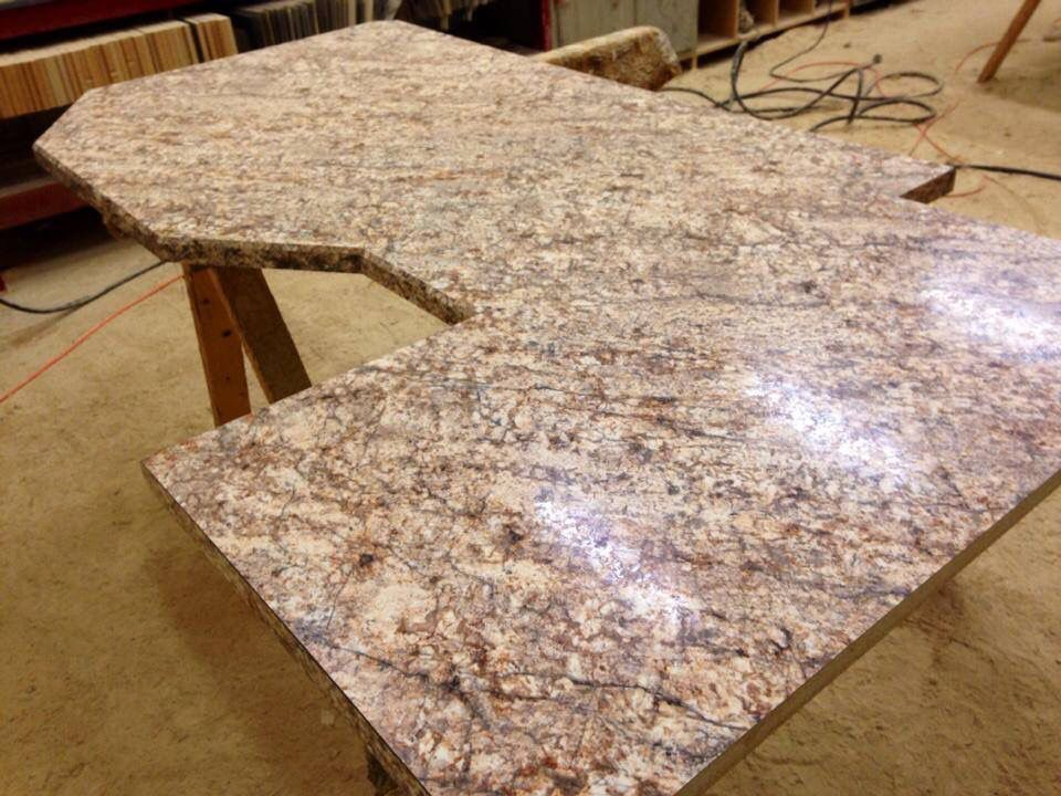 Bianco Romano, HD Finish,Square Edge Profile,Seamless All Custom Countertop! #Wilsonart,#Poney's,#ShopSmall,#SmallBusiness,#Kitchen,#Countertop,#Laminate