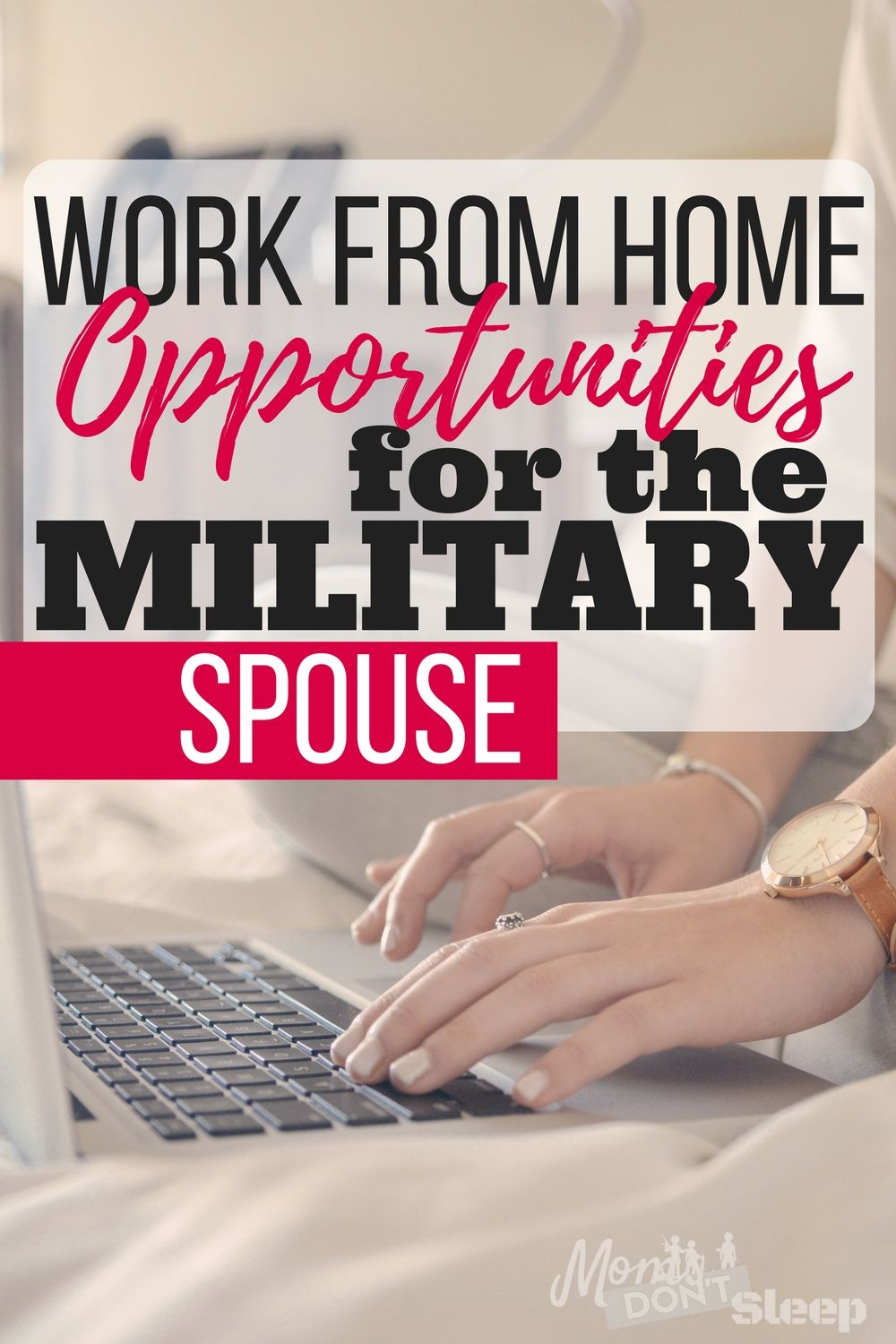 Work From Home Jobs For Military Spouses Military spouse