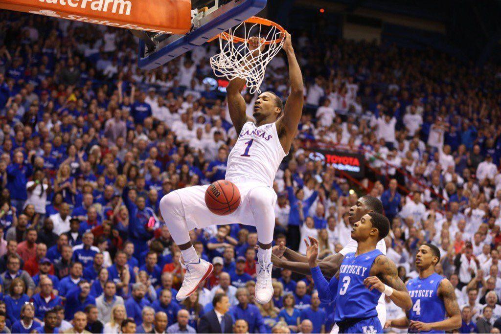 KU Live Tweets/News on Twitter Kansas basketball, March