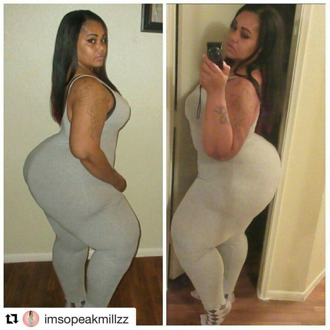 Tiffany D Mal M Huge Ass