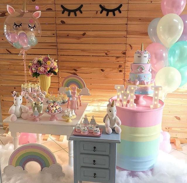 Pin de maria camacho en unicorn party pinterest - Camacho decoracion ...