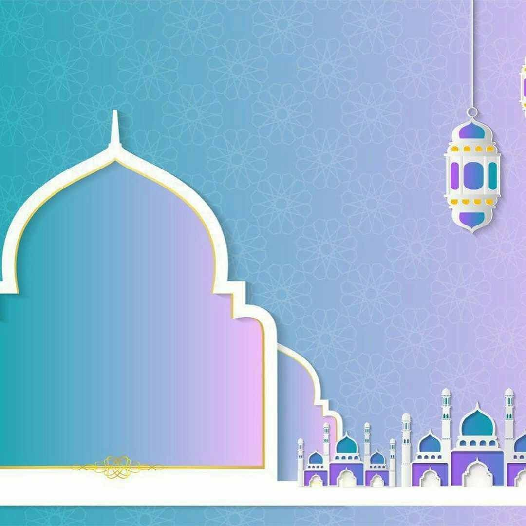 Pin Oleh Cantik Manis Di Inspiration   Idul Fitri, Ilustrasi Digital, Latar  Belakang