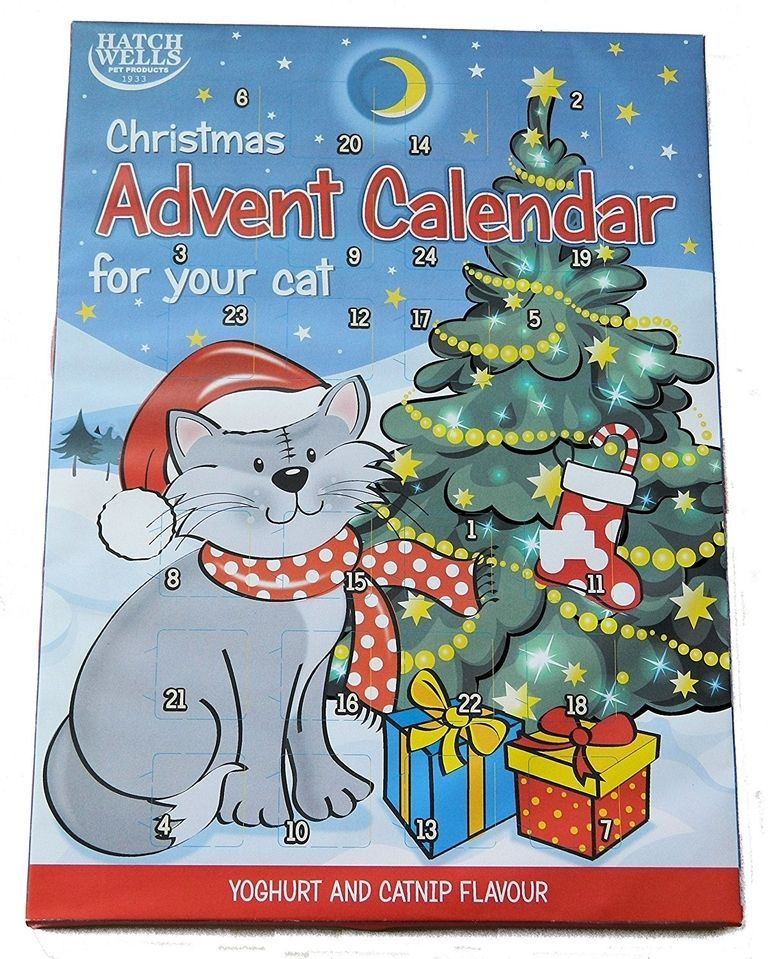 10 Advent Calendars For Cat Lovers Cat Advent Calendar Dog Advent Calendar Advent Calendar