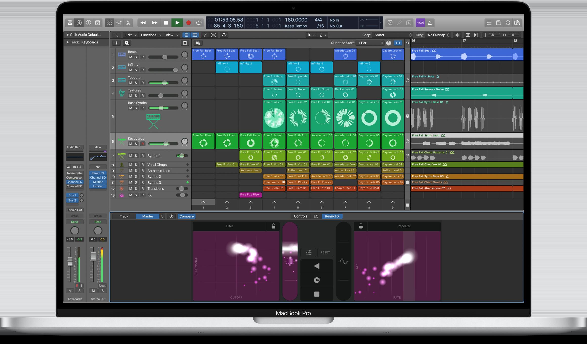 Ableton Live 10 Macbook Pro