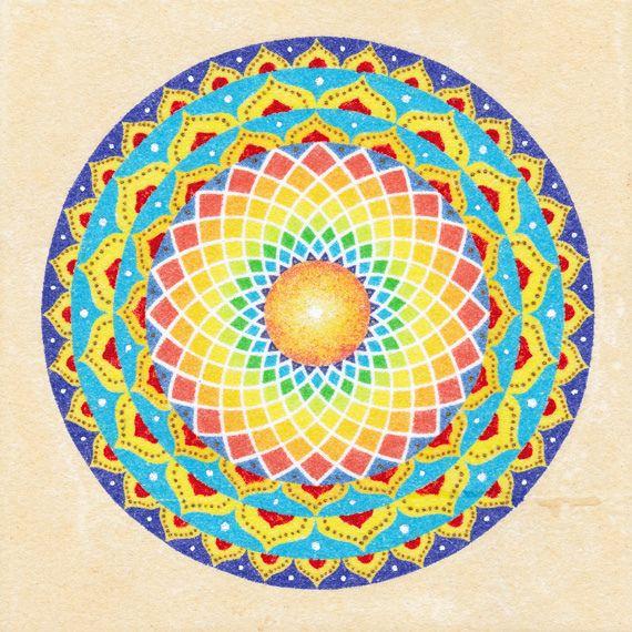 Mandala by Nobuaki Suzuki