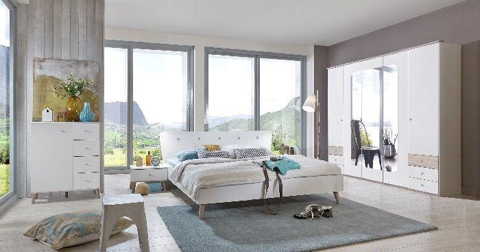 chambre-adulte-contemporaine-blanc-ch_ne-portorico_5   Déco ...