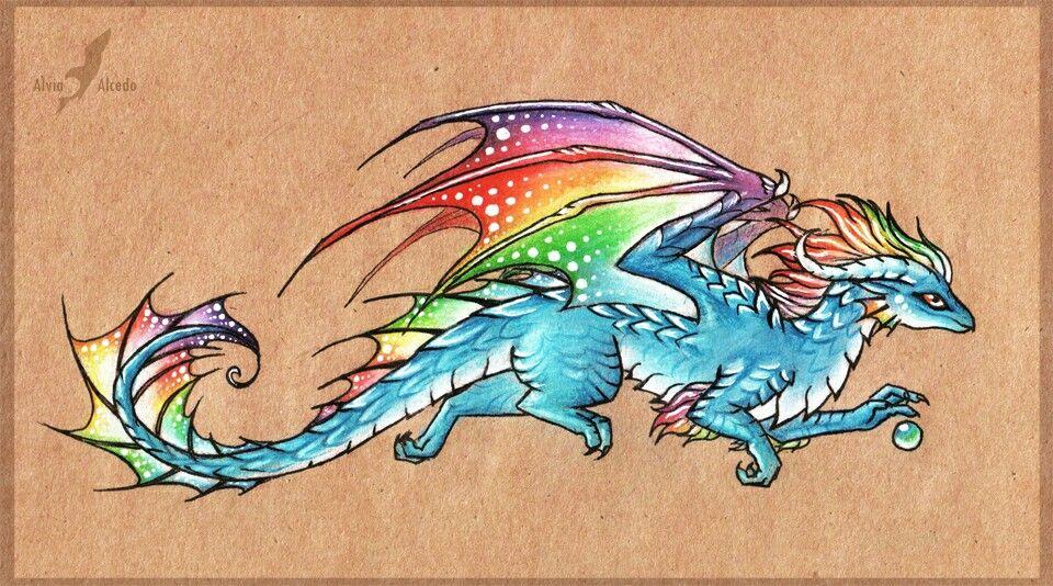 протараса картинки драконов как они рисуют без