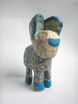 Kickcan Conkers Art For Kids Dog Art Paper Art