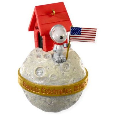 Space exploration-theme holiday ornaments - collectSPACE: Messages - Space Exploration-theme Holiday Ornaments - CollectSPACE: Messages