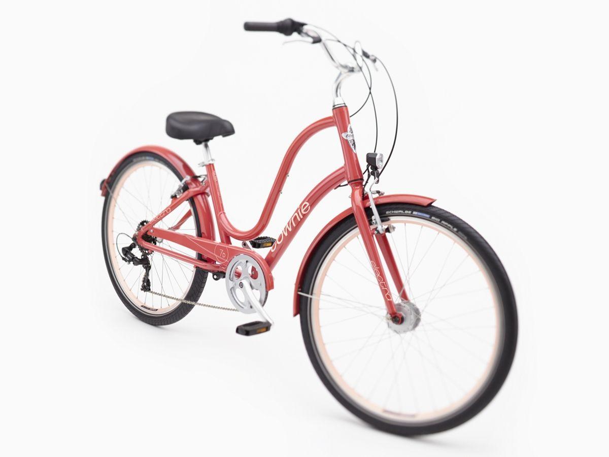 2020 Townie Original 7d Eq Step Thru In 2020 Bike Trek Bikes Electra Bike