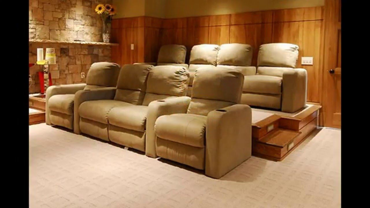 14 Best Home Theater Furniture 2017
