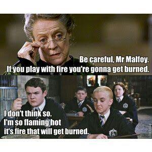 Photograph | Harry potter | Draco malfoy memes, Draco malfoy