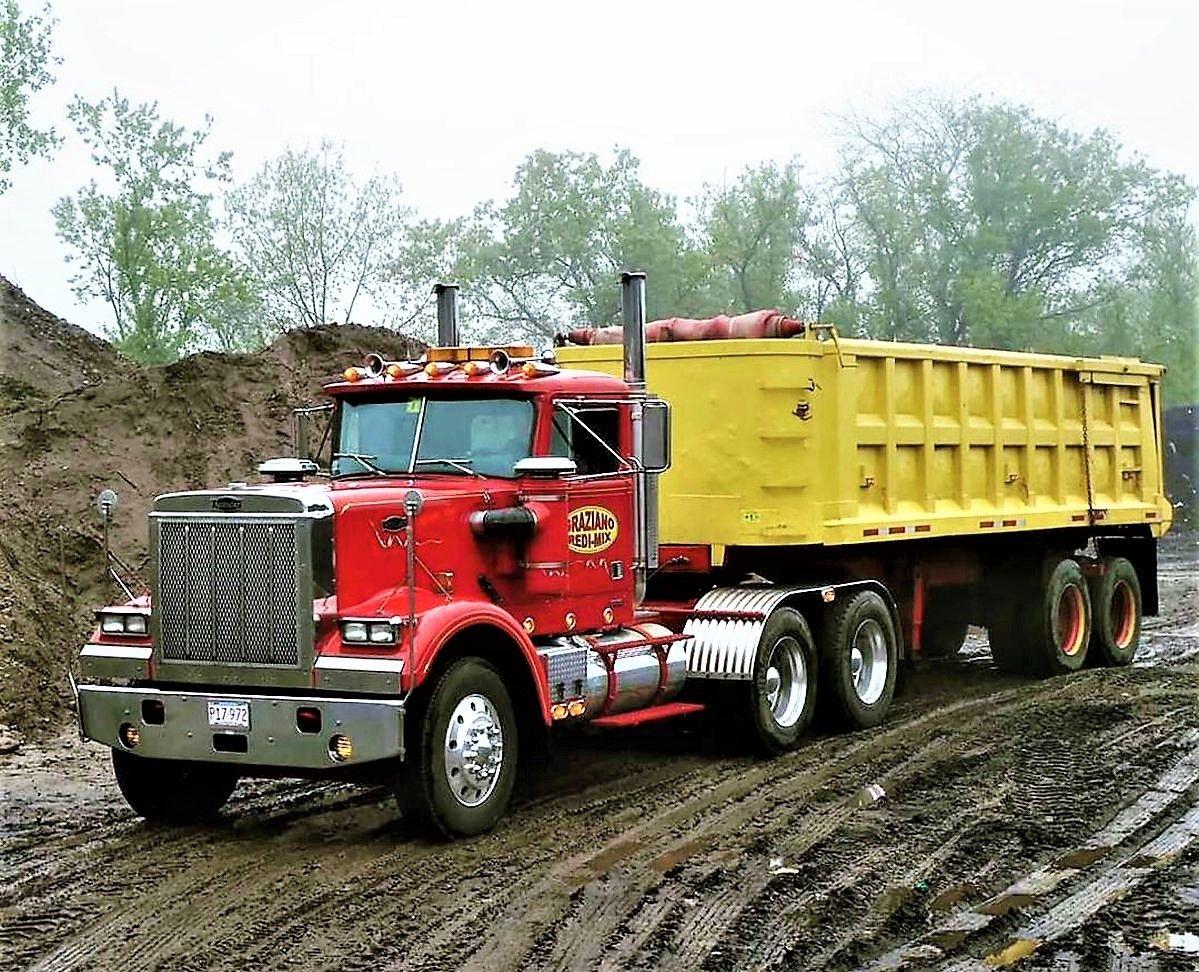 Millions Of Semi Trucks Dump Trailers Semi Trucks Trucks