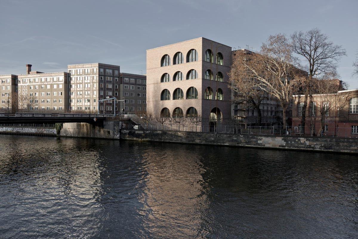 David Chipperfield Forum Museumsinsel Berlin 1 Anbau Haus Religiose Architektur Architekt