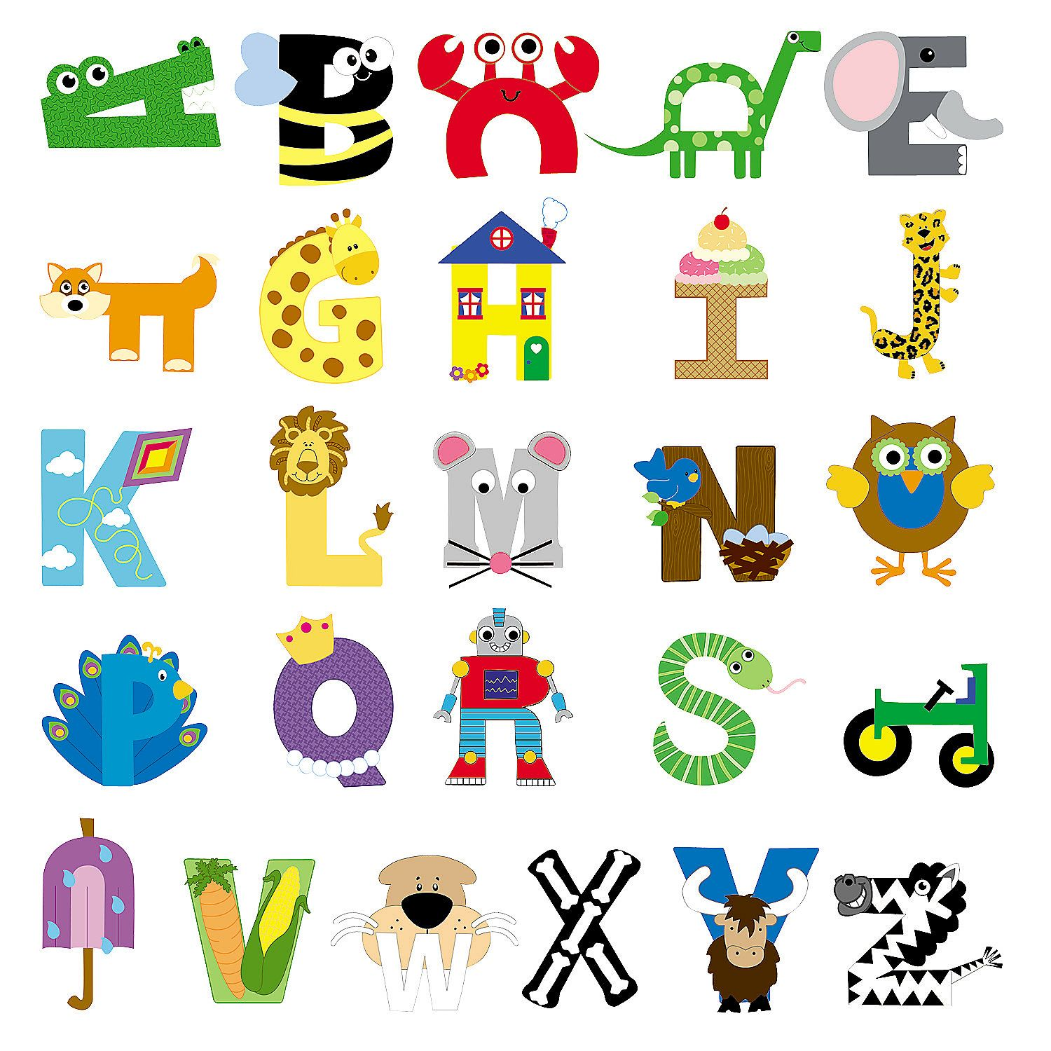 Buy All Alphabet Craft Kits And Save