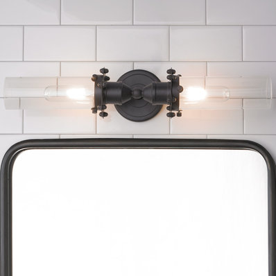 Photo of Industrial Bolted Tube Bath Light