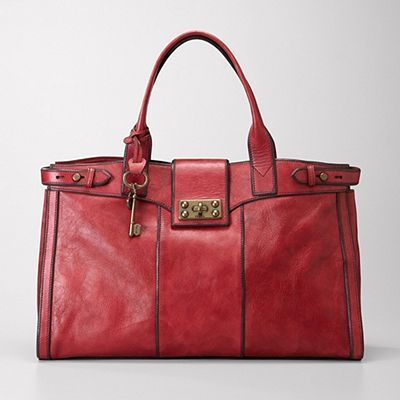 Ok so I would own every Fossil bag if I could afford it!!!