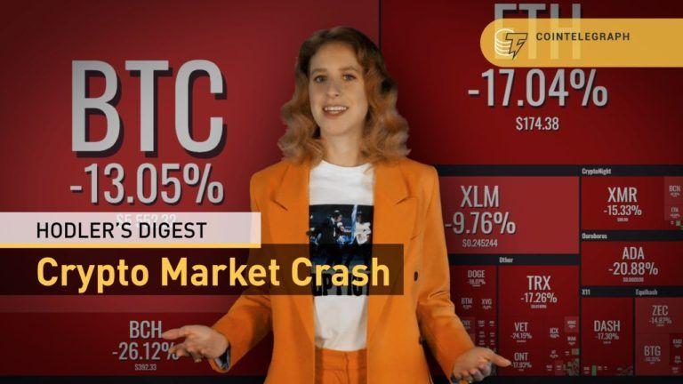 bitcoin cash crash