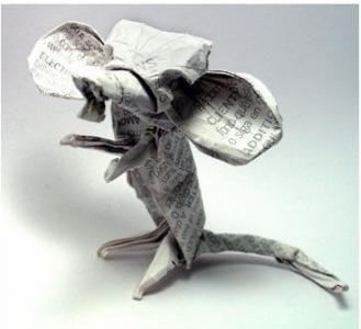 Money mice origami tutorial