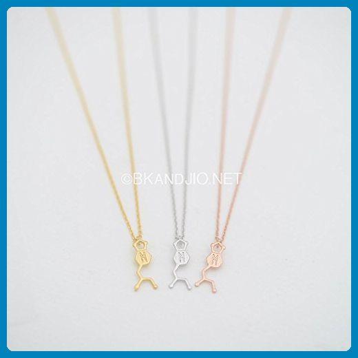MDMA Necklace, Molecular Structure Necklace - Wedding nacklaces (*Amazon Partner-Link)