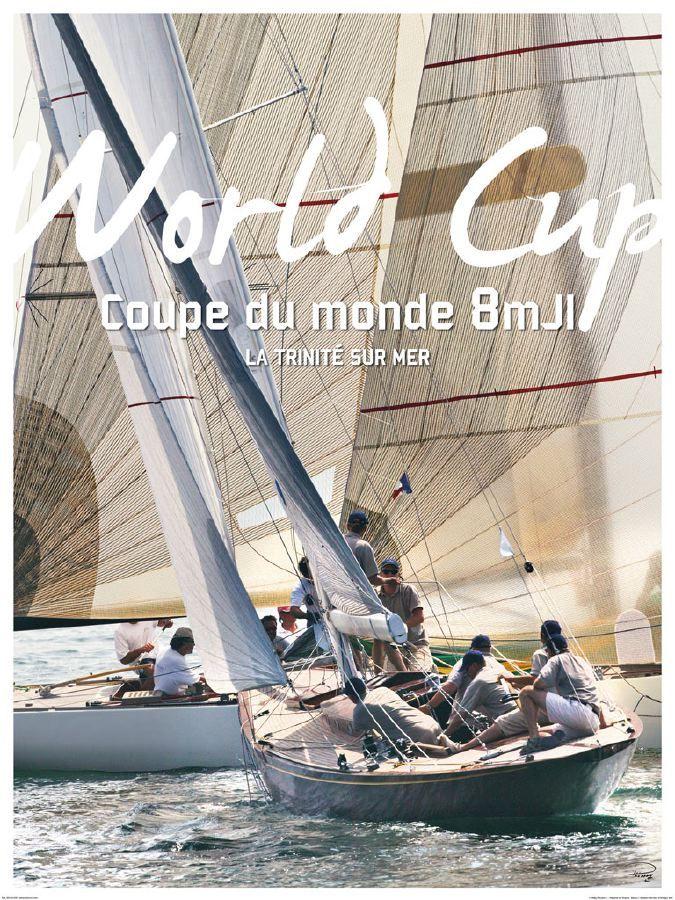 Coupe du monde de Wenlong Chen du tableau nautical La
