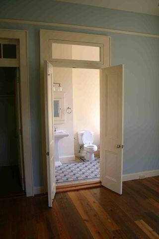 Double Door For Bathroom Double Door Design Small Space